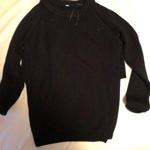 Lulu Lemon Black Sweater